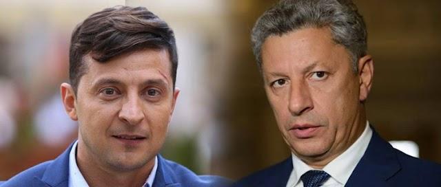 Найвищий рівень довіри серед політиків мають Володимир Зеленський та Юрій Бойко