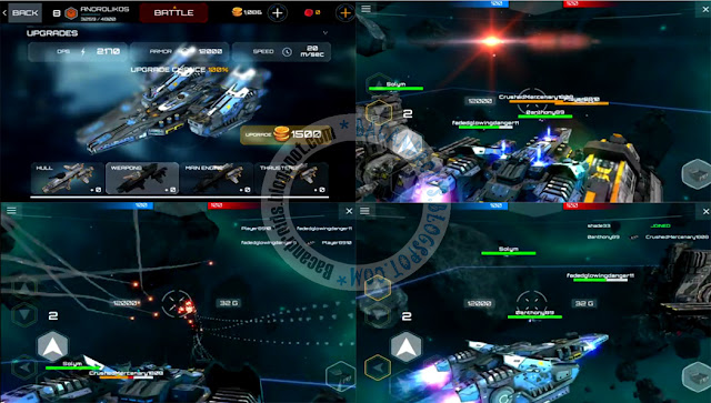 planet Commander Apk Full Terbaru