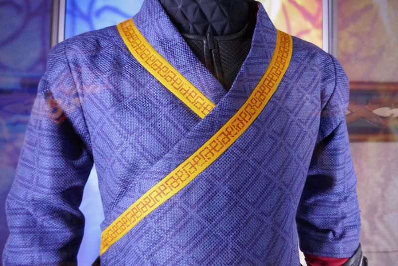 Shang-Chi Death Dealer costume detail
