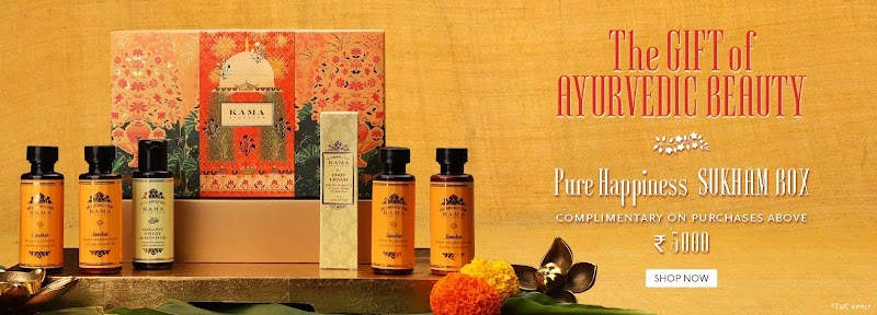 Kama Ayurveda: Buy from a range of Luxury Ayurveda Products for a Lifestyle filled with Purity
