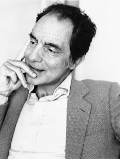 Calvino's first novel was published in 1947, inspired by his time with the Italian Resistance