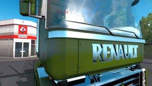 Renault Magnum 2009 truck edit mod