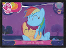 My Little Pony Sleepless in Ponyville Series 3 Trading Card