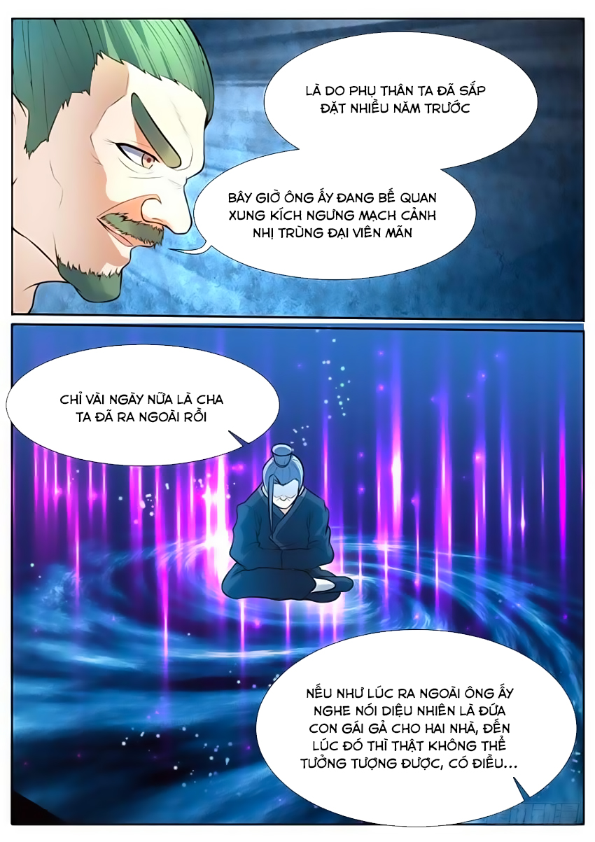 Ngự Thiên chap 15 - Trang 3