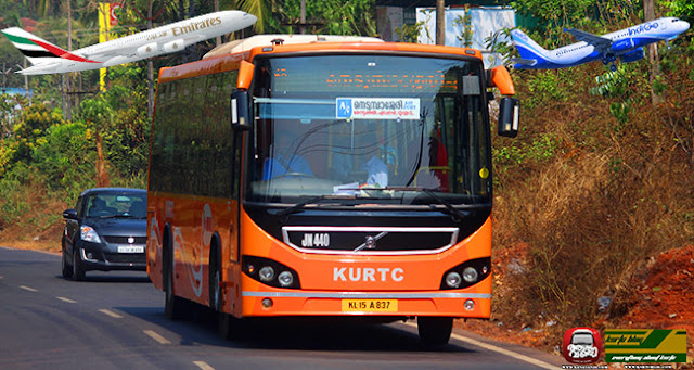 Kurtc S Low Floor Bus Service To Cial A Huge Hit