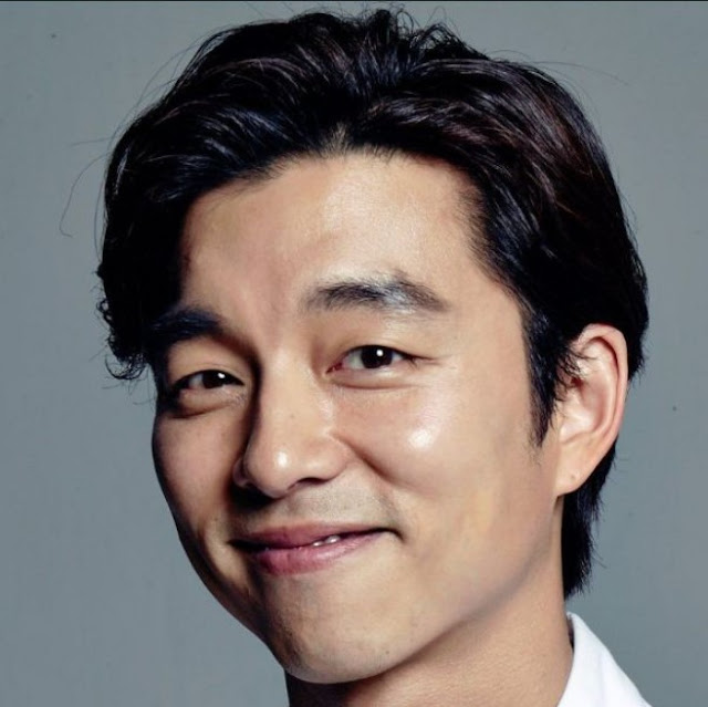 Gaya Rambut Pria Ala Artis Korea Slick Shaggy Side Sweep