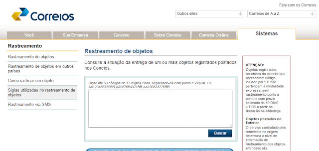 http://www.rastreamentocorreios.inf.br/