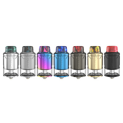 The best deal of  Pyro V3 RDTA