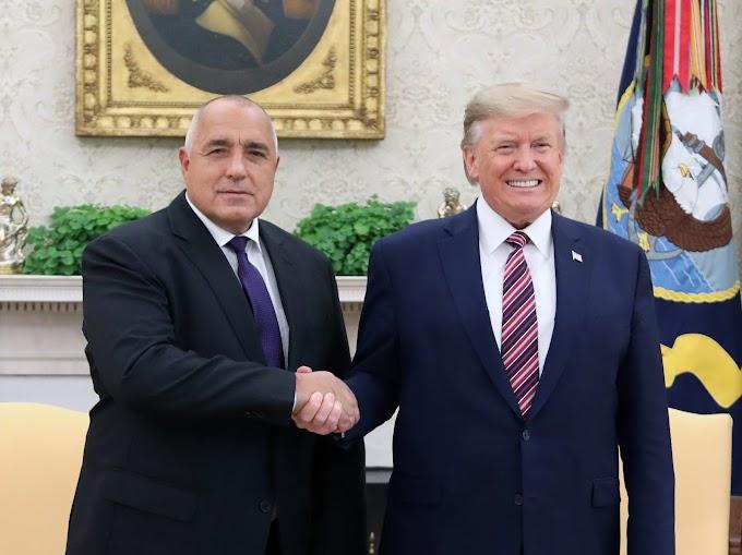 Бойко Борисов след срещата в Овалния кабинет: Визите за българите отпадат, президентът Тръмп идва в България