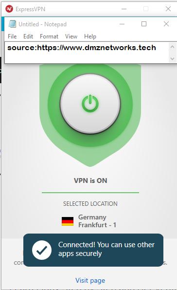 ExpressVPN Premium Account