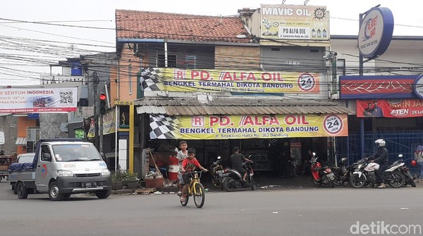 Kisah 'Bengkel Termahal di Bandung', Anehnya Malah Banjir Pelanggan