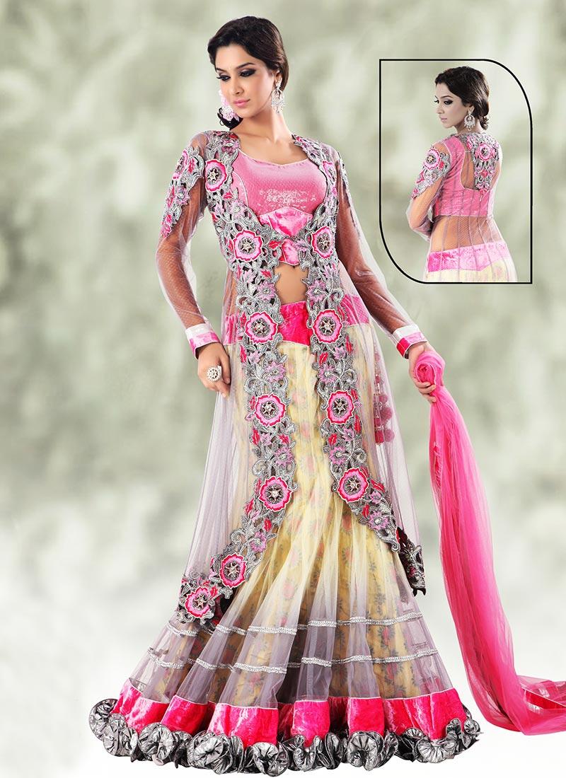 plus size dress Top 5 of Lehanga Desinge ~ Mar 2016 plus size lace ...