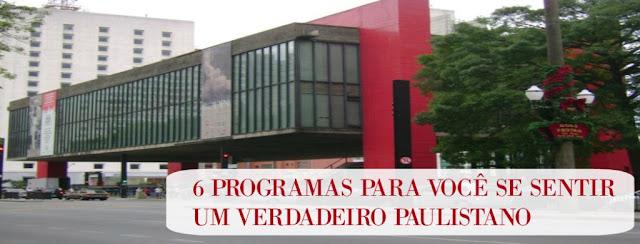 Programas de paulistano