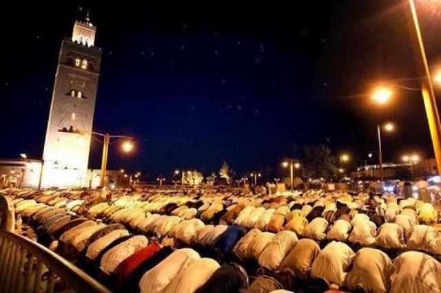 مصدر حكومي: تعذر إقامة صلاة التراويح لرمضان 2021 بالمغرب