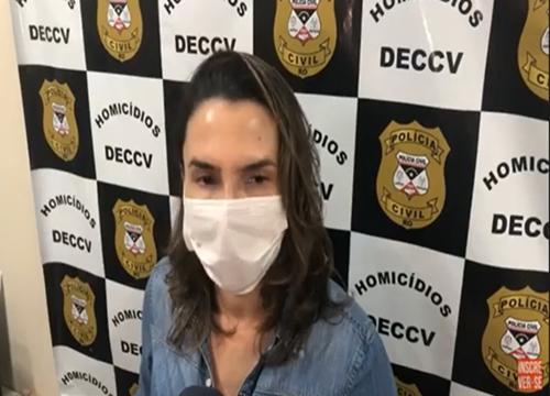 Delegada Leisaloma Carvalho fala sobre a morte de criminoso após tiroteio