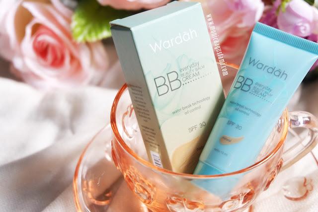 Review BB Cream Wardah Everyday Series