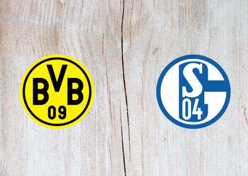 Borussia Dortmund vs Schalke 04 -Highlights 24 October 2020