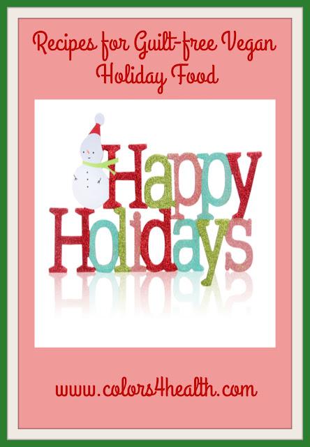 Vegan Holiday Recipe Roundup