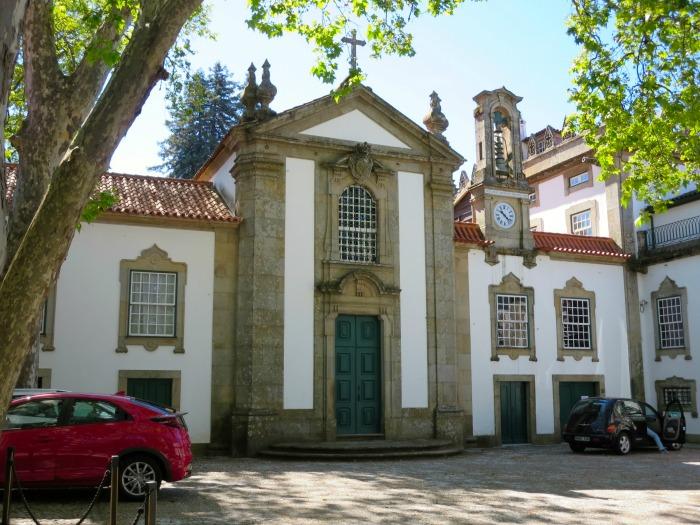 Casa da Ínsua - chapel