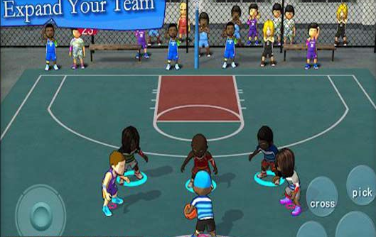 Game Real Basketball Android