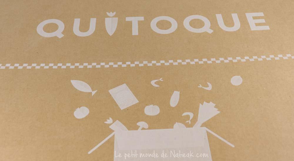 Quitoque recettse aux ingrédients de saison