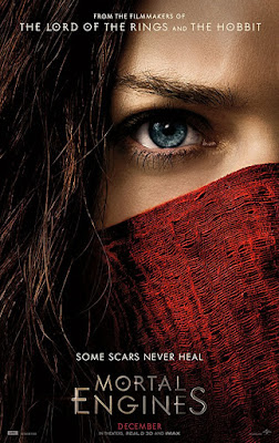 Download Mortal Engines full movie in 720p
