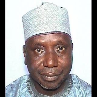 Biography of Muhammad Umar Jega