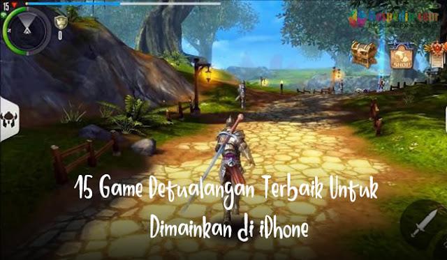 15 Game Petualangan Terbaik Untuk Dimainkan di iPhone