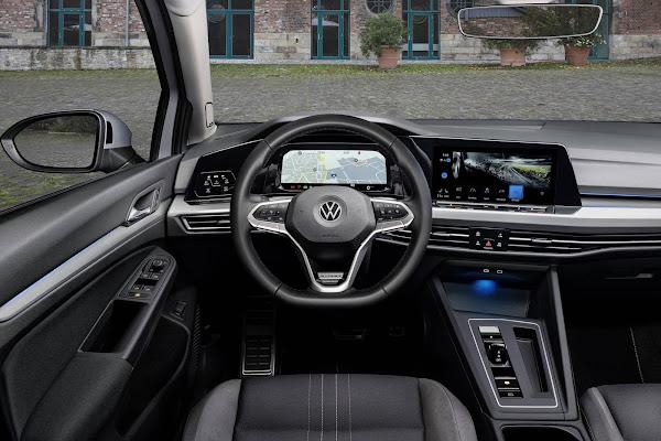 Novo VW Golf Alltrack 2021: fotos e especificações oficiais