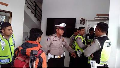 Polisi Ajak Siswi Hubungan Int1m karena Menolak Ditilang