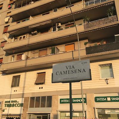 Tiburtina Via Camesena