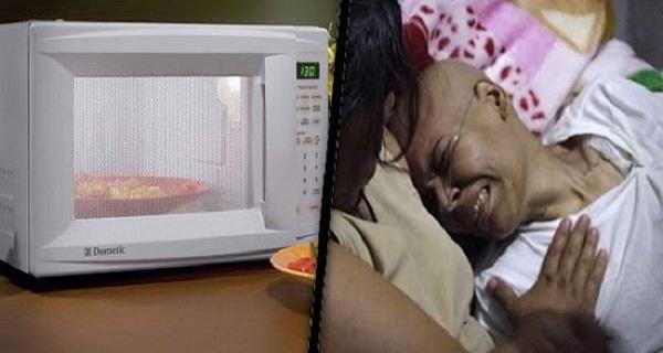 5 enfermedades causadas por horno de microondas.