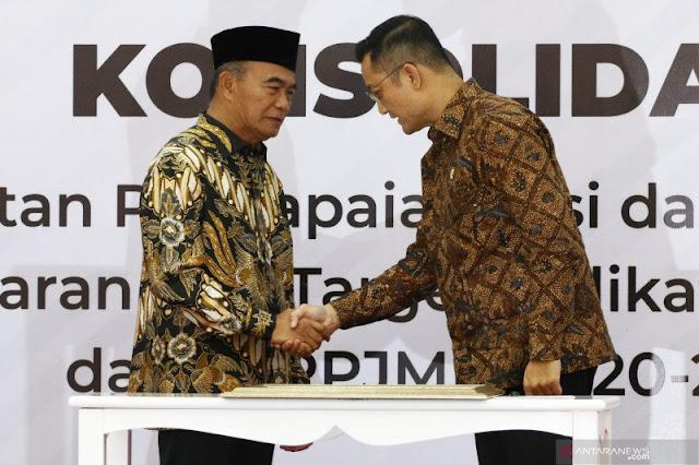 Jokowi Tunjuk Muhadjir Jadi Mensos Ad Interim Gantikan Juliari Batubara