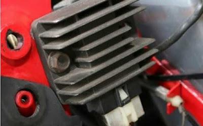 Kenali Ciri Ciri Kiprok Motor Rusak