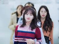Twice Jihyo Airport Fashion