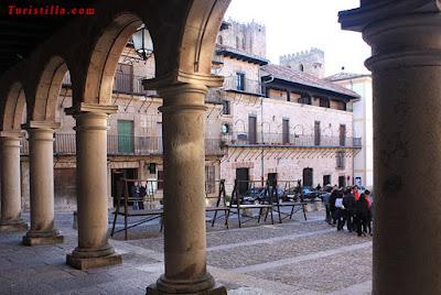 Red de villas y ciudades Medievales, Sigüenza