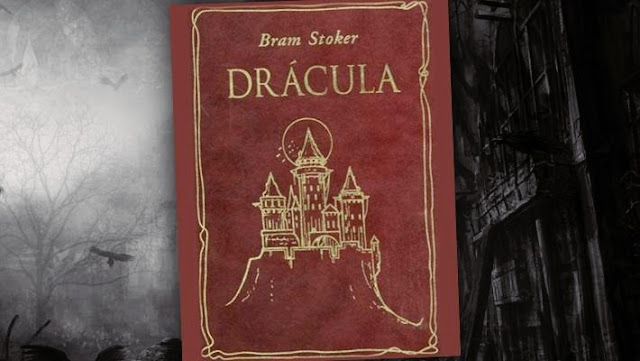 livros de terror, livros clássicos de terror, dicas de livros de terror, literatura de terror, drácula, bram stoker