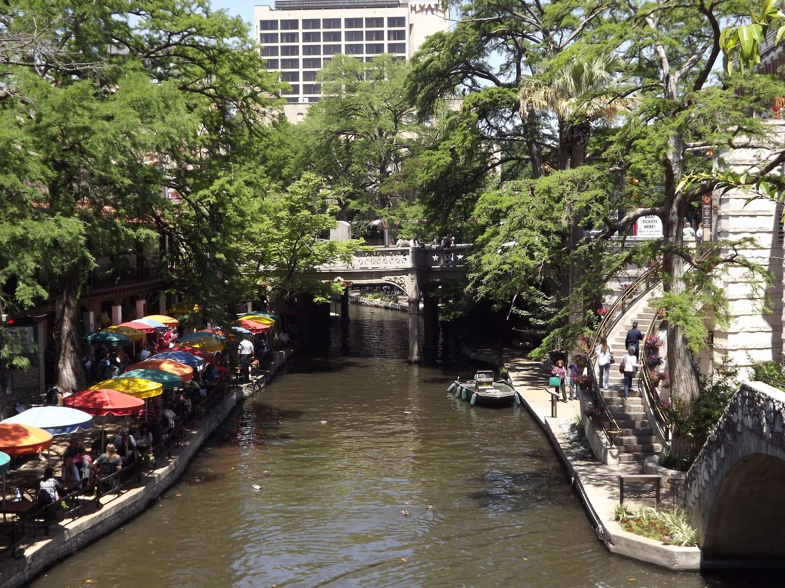 Epinephrine Adventures Visit To Alamo River Walk