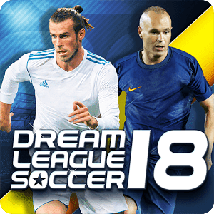 Dream League Soccer 2018 MOD APK Unlimited Money + OBB Download