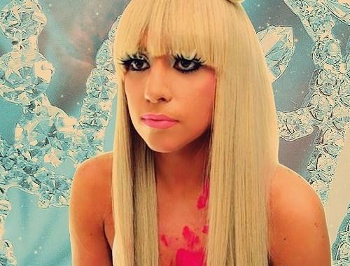 Lyrics Lady Gaga – Candy in Control