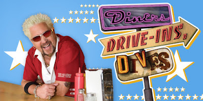 Diners, Drive-Ins and Dives Locations by state