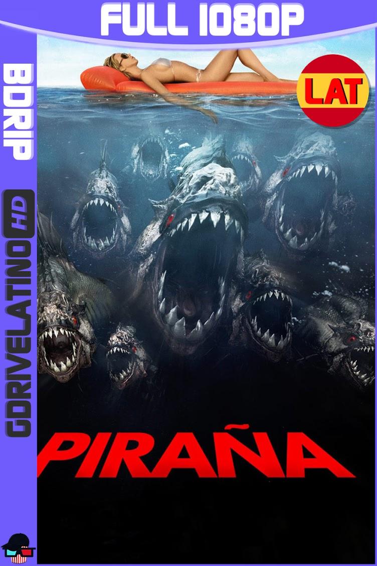 Piraña 3D (2010) BDRip 1080p Latino-Ingles MKV