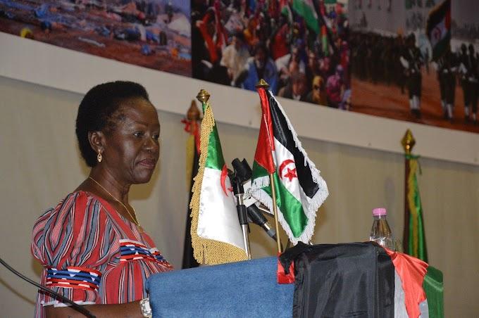 Namibia reitera su apoyo al derecho del pueblo saharaui a la libre determinación y la independencia