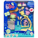 Littlest Pet Shop Gift Set Turtle (#922) Pet