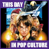 "The first ""Harry Potter"" movie arrived in theaters on November 16, 2001."