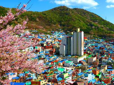 Keunikan Gamcheon Culture Village Busan Korea