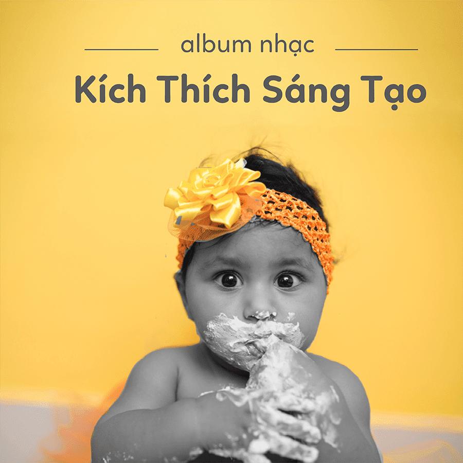 Album nhạc thai giáo giúp trẻ hoàn thiện nhân cách