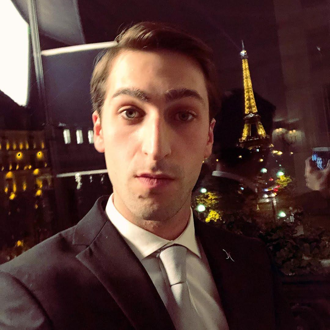 Yohan Levy  wiki