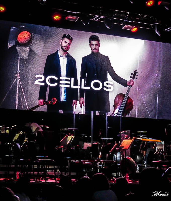 La Vie Artistique Magazine: 2Cellos: The Score Tour in Atlanta, Sept  22