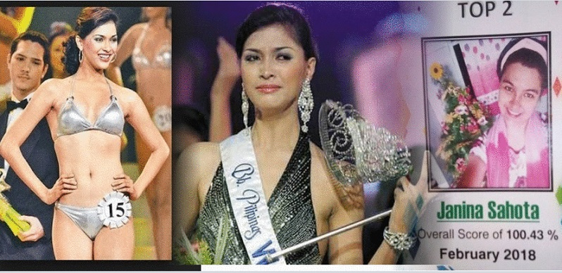 Beauty Queen Janina San Miguel  Then and Now  Pageanthology_101